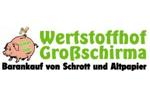 Wertstoffhof Großschirma